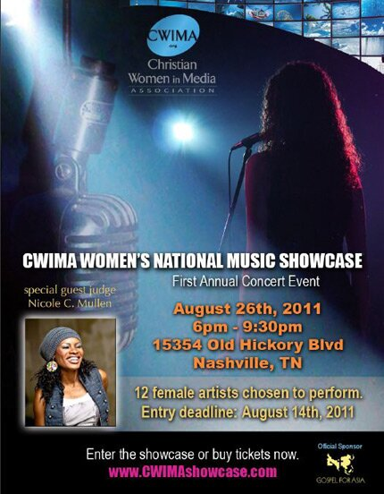 CWIMA Music Showcase in Nashville